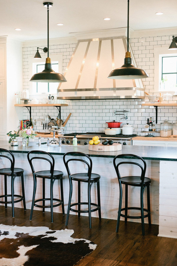 From Rural Industrial Style Kitchen Decor