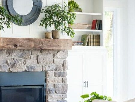COZY UP AROUND THESE FIREPLACES