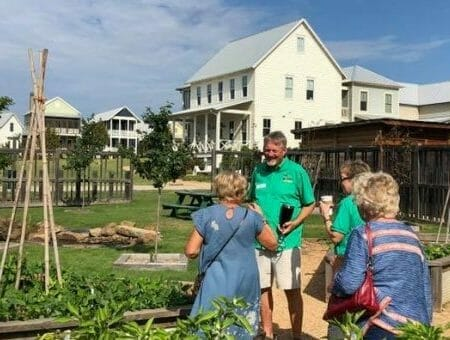 CARLTON LANDING HOSTED THE MUSKOGEE COUNTY MASTER GARDENERS