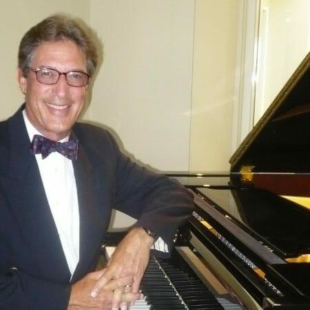 Piano Entertainment with Peter Simon