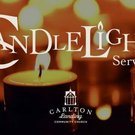 candlight banner