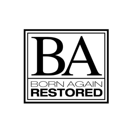 Born again Restored logo