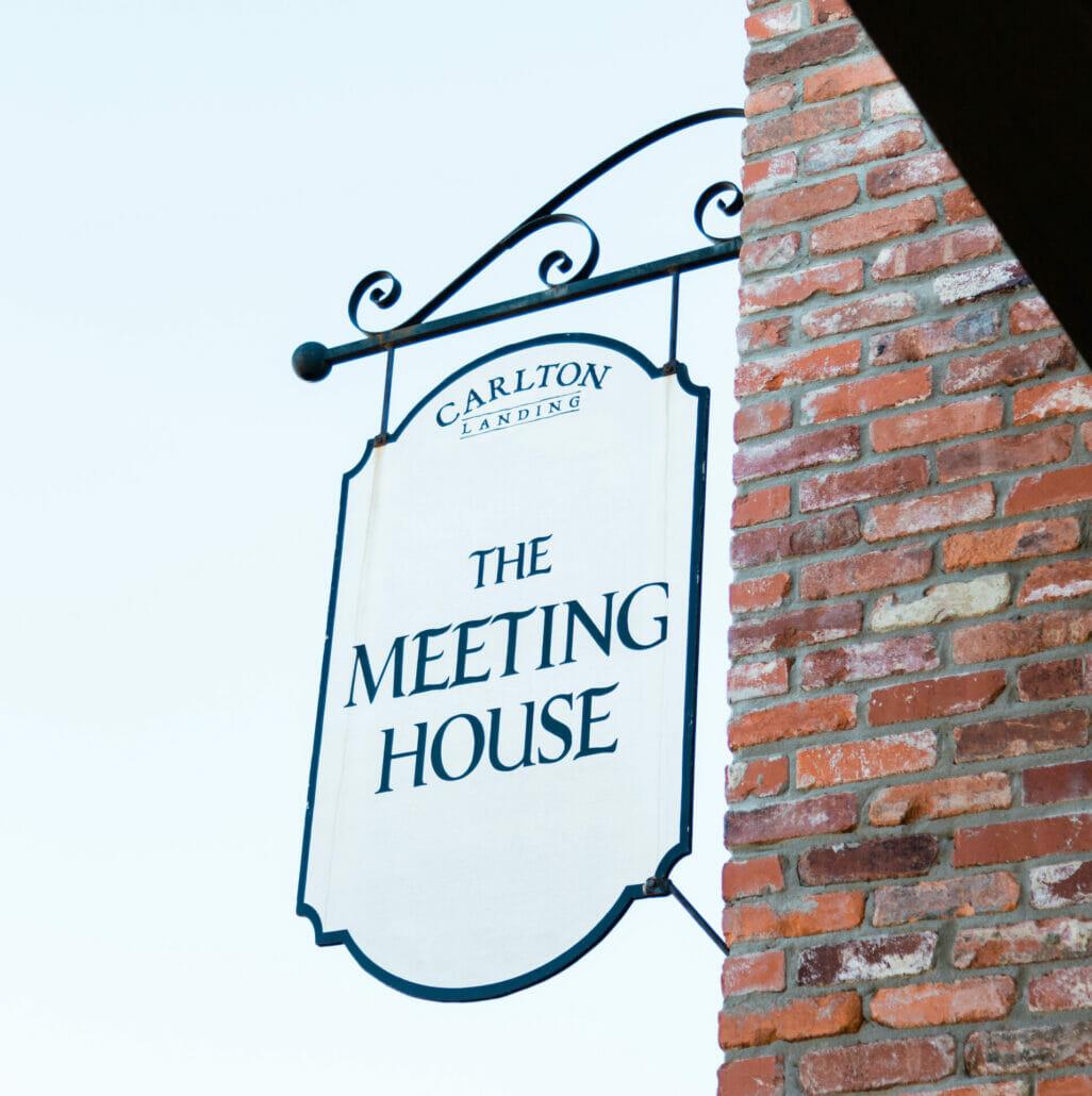 The Meeting House Carlton Landing