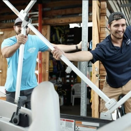 Helpful Staff makes Boating Simple